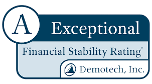 Excellent Financial Stability Rating - Demotech Inc.